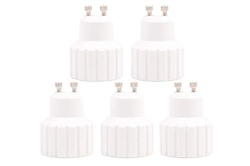 Khalia-Foto - Adattatore per attacco lampadina da GU10 a GU10, per lampade alogene a LED