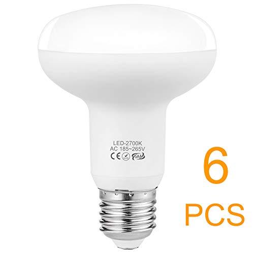 Lampadina LED E27., 2700 K, luce bianca calda., Non-Dimmable, E27