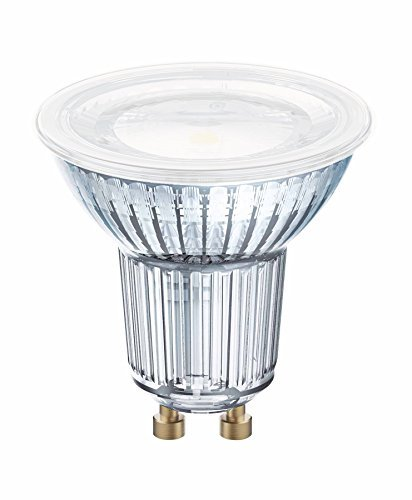 Osram 036895 Lampadina LED GU10, 7.2 W, 10 unità