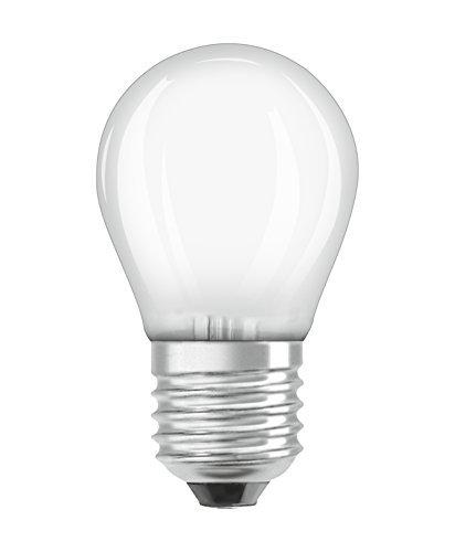 Osram 810280 Lampadina LED B22d, 4 W, Bianco, Set da 6, 6 Unità