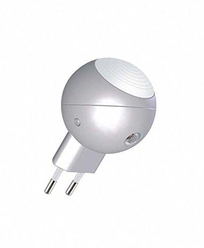 Osram Colormix Lunetta LED RGB, a Spina, Plastica, Colori Regolabili, Argento