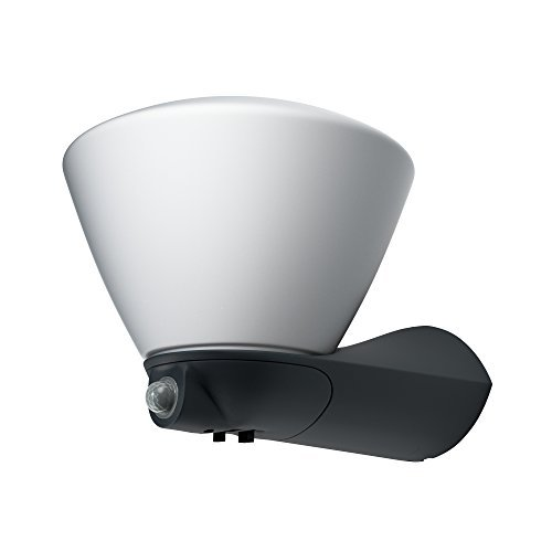 Osram Endura Style Lantern Bowl Sensor 7 W, Grigio, 26.7 x 21 x 19 cm