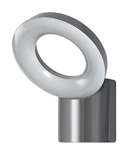 Osram Endura Style Wall Loop Applique LED per Esterni 12 W, Acciaio, Standard
