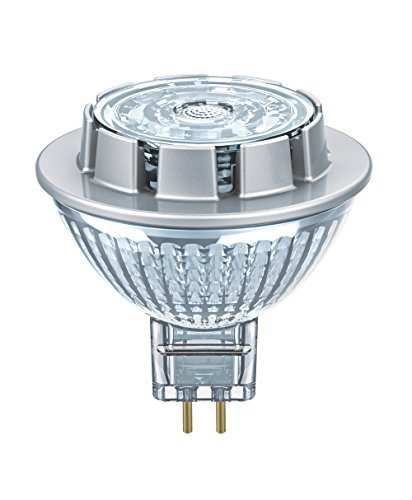 Osram LED Star Full Glass Mr16 36° CW Gu5.3 Bli, Chiara, 50 W