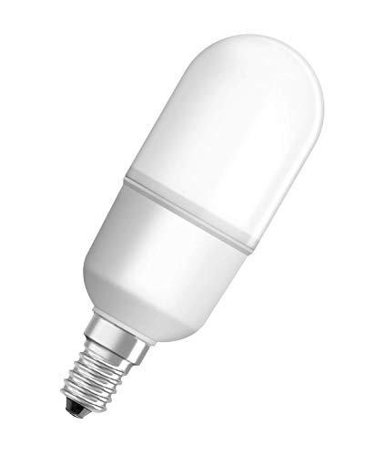 Osram LEDSSTICK75 10W/840 230VFR E14 BLI1OSRAM Lampada 10 W, Bianco, 1 Lamp, dritta, plastica