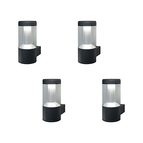 Osram Smart+ Gardenpole RGBW, Picchetti LED Zigbee da Giardino, Kit Estensione