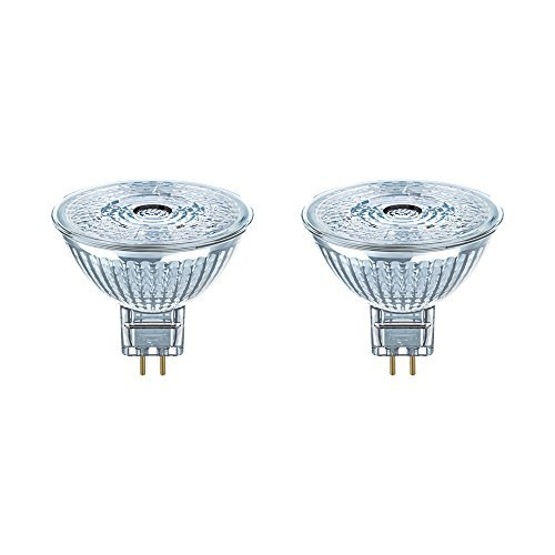 Osram Star MR16 Lampada LED GU5.3, 4.6 W, 2 unità