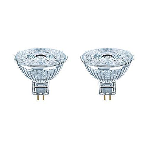 Osram Star MR16 Lampada LED GU5.3, 4.6 W, 2 unità