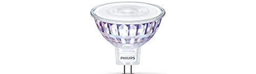 Philips 8LDIC50CW Lampadina LED Faretto 50W GU5.3 4000K Non Dimmerabile Fascio 36°, Bianco