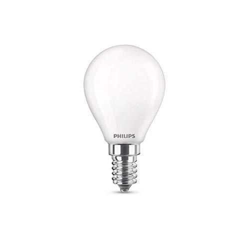 Philips LED Classic, 60W, E14 WW, P45 FR ND SRT4