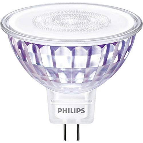 Philips Lighting 8LDIC35WG Lampadina LED Faretto 35W GU5.3 2700K Dimmerabile Fascio 36°, Bianco
