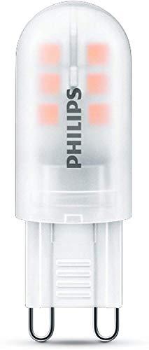 Philips Lighting Lampadina LED Capsule, Attacco G9, 1.9 W Equivalenti a 25 W, 2700 K, Luce Bianca Calda