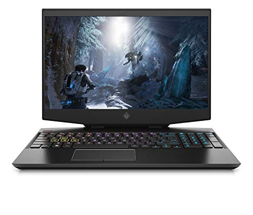 195122059248 HP 15-dh1065ng 39.6cm (15.6 Zoll) Gaming Notebook Intel Core i7 i7-10750H 16GB 1024GB HDD 512GB SSD