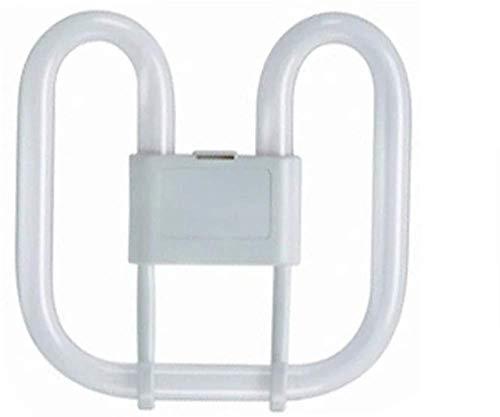 2D lampada fluorescente compatta, GR10q/28W-827, 4-pin CFL SQUARE ®, compact fluorescent light (cfl)