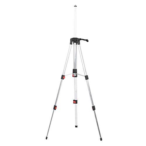 50 pollici 1,2 m Altezza Supporto Treppiede Pieghevole a Terra Laser Livello Treppiede Stand Leggero con Borsa