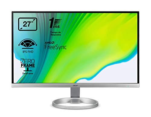 ACER Monitor 27? LED IPS Gaming R270si 1920 x 1080 Full HD Tempo di Risposta 1 ms