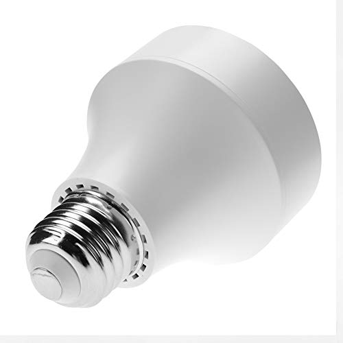 Adattatore presa lampadina WiFi Smart, supporto base lampada wireless, convertitore interruttore remoto, compatibile per Alexa, Google Assistant, Android, iOS,
