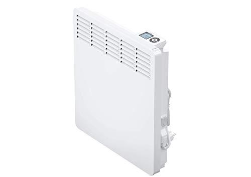 AEG casa Technik 236532parete Termoconvettore WKL 755per circa 7.5m², Riscaldamento 750W, 5–30gradi C, da appendere a parete, Display LCD, Bianco