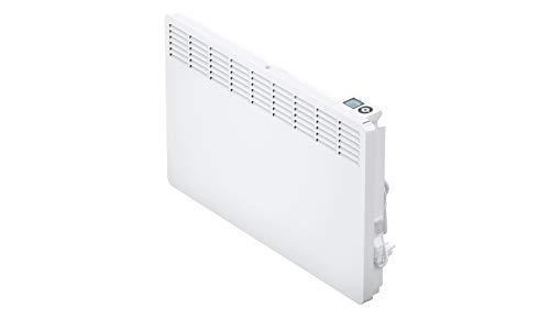 AEG casa Technik 236535parete Termoconvettore WKL 2005per circa 20m², Riscaldamento 2000W, 5–30gradi C, da appendere a parete, Display LCD, Bianco