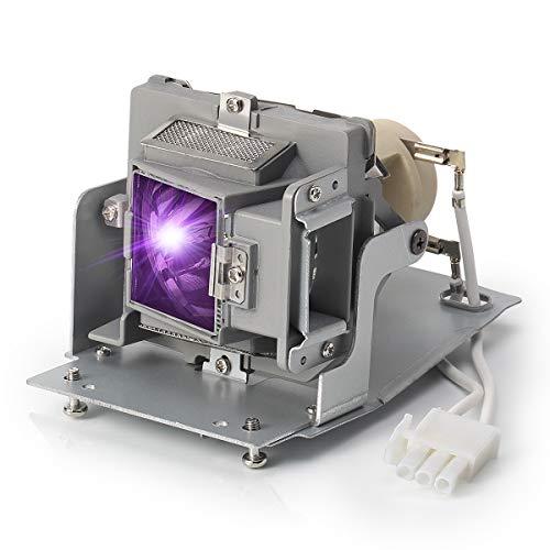 Aimdio 5J.JED05.001 Lampada Proiettore Per BenQ W1090 TH683 HT1070 BH302 Lampada Videoproiettore, con Alloggiamento