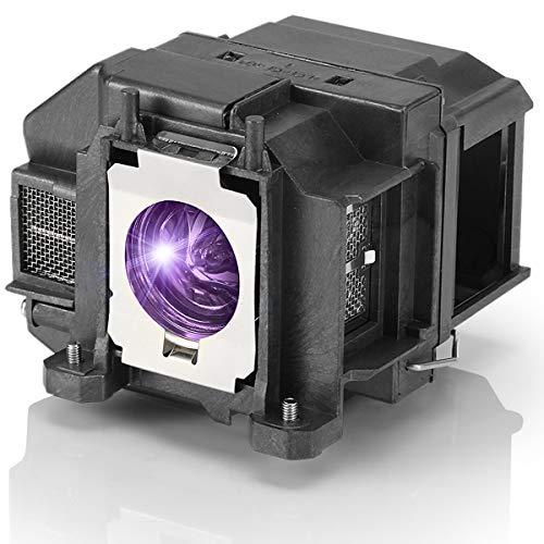 Aimdio V13h010l67 Lampada Proiettore Per Elplp67 Epson EH- TW480 TW400 TW490 TW550 TW560 EB-S02 EB-S02H EB-S11 EB-S12 EB-SXW11 EB-SXW12 EB-W02 EB-W12 EB-X02 Videoproiettore