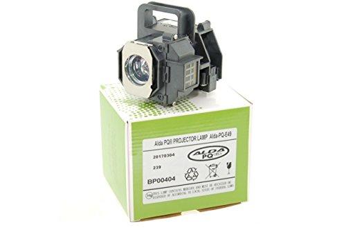 Alda PQ Premium, Lampada proiettore per EPSON EH-TW3600 Proiettori, lampada con alloggio