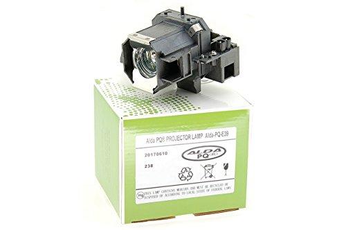Alda PQ-Premium, Lampada proiettore per EPSON EMP-TW700 Proiettori, lampada con modulo
