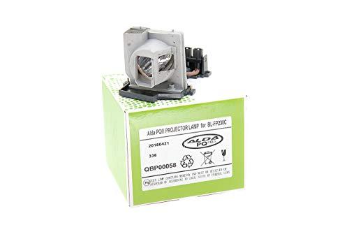 Alda PQ-Premium, Lampada proiettore per OPTOMA DX733 Proiettori, lampada con modulo