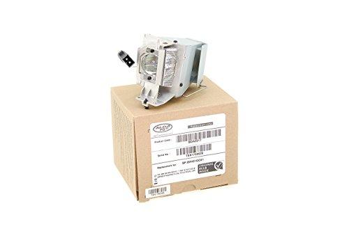 Alda PQ Professionale, lampade per proiettori SP.8VH01GC01 adatta per OPTOMA BR323, BR326, DH1008, DH1009, DS340e, DS345, DS346, DX342, DX345, DX346 Proiettori, lampada di marca con PRO-G6s alloggio
