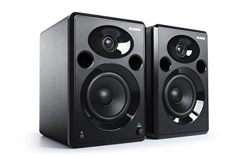Alesis Elevate 5 MKII - Casse PC Attivi da Scrivania con Audio Professionale per Home Studio, Editing Video, Gaming e Dispositivi Portatili