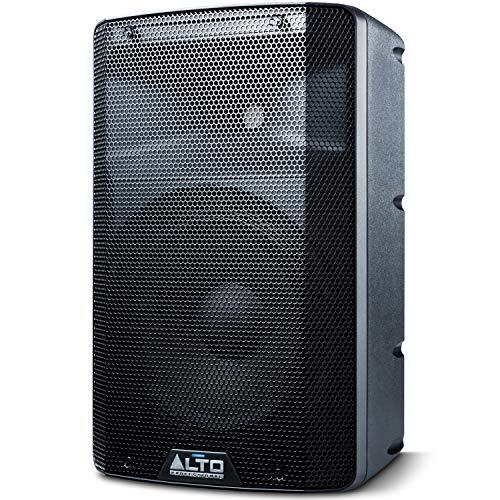 """ALTO Professional TX210 - Cassa Attiva da 300 Watt con Cono da 10"""" a 2 Vie, Crossover Attivo, Connessioni Performance e Limiter Analogico Integrato"""