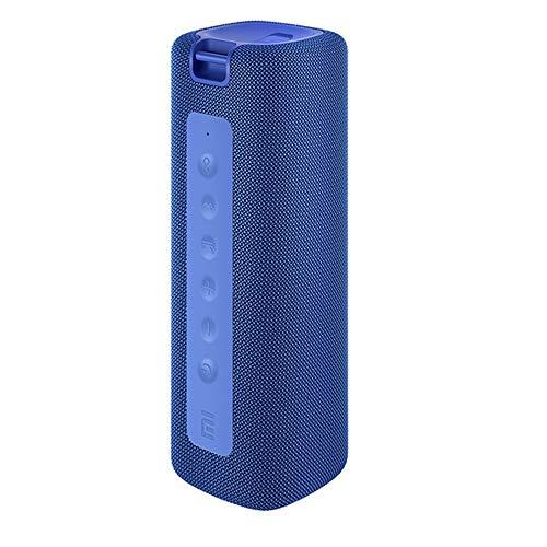 Altoparlante Bluetooth portatile Xiaomi Mi Bluetooth Speaker, 13 ore di lettura, microfono integrato, IPX7, impermeabile, altoparlante senza fili portatile con suono stereo forte (Blue)