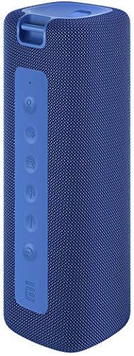Altoparlante Bluetooth wireless portatile con altoparlante TWS impermeabile da 2 * 8 W e bassi impermeabili Batteria al litio da 2600 mAh 13 ore di riproduzione prolungata (Blue)