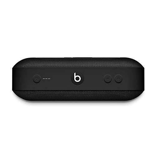 Altoparlante wireless portatile Beats Pill+ – Bluetooth stereo, 12 ore di ascolto, microfono per le chiamate – Nero