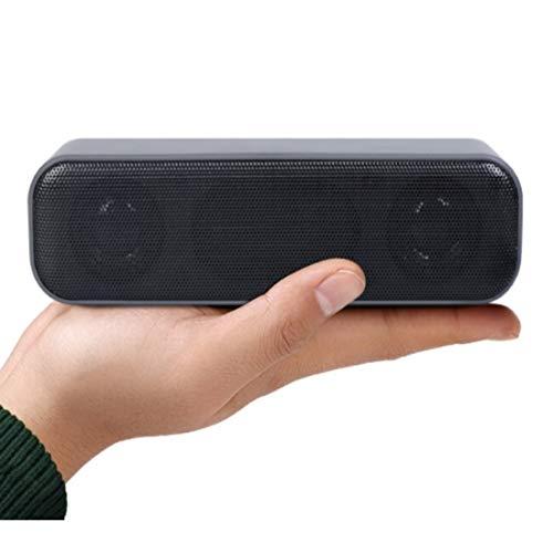 Altoparlanti USB per computer, mini altoparlante alimentato Altoparlante portatile Soundbar Altoparlante stereo per desktop, PC Windows, laptop, plug and play