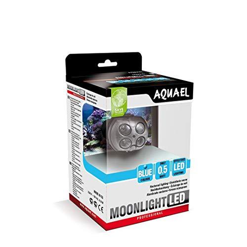 AQUAEL LED Luce Lunare 1W Acquario Dolce Marino