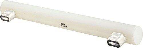 Aric 2871 CULOTS LAT.LED, Plastica, S14s, 4 W, Bianco