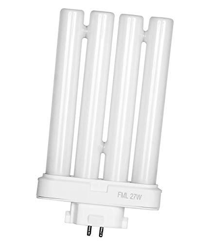ARSUK 27 W lampada fluorescente lampadina, Lampada da tavolo Near Daylight High Vision Desktop Light (27w Bulb)