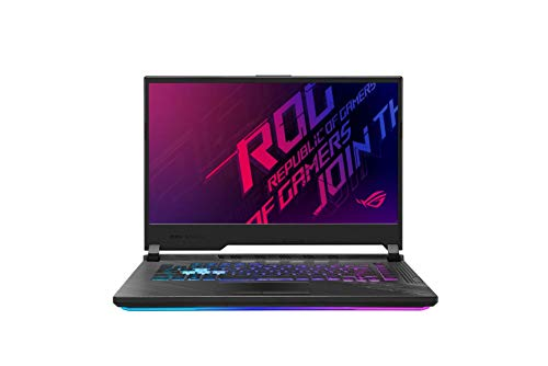 "ASUS ROG Strix G15 G512LI-HN113T, Notebook Monitor 15,6"" FHD Anti-Glare 144Hz, Intel Core i7-10750H, RAM 16GB DDR4, Grafica NVIDIA GeForce GTX1650 Ti 4GB, 512GB SSD PCIE, Windows10 Home, Nero scuro"