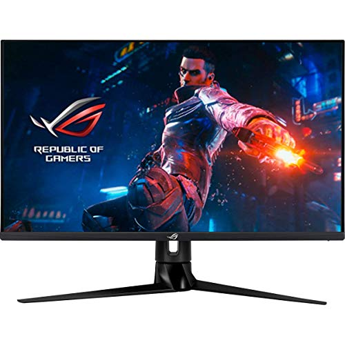 """ASUS ROG Swift PG329Q Gaming Monitor – 32"""" WQHD (2560 x 1440), Fast IPS, 175Hz*, 1ms (GTG), Extreme Low Motion Blur Sync, G-SYNC Compatible, DisplayHDR™ 600"""