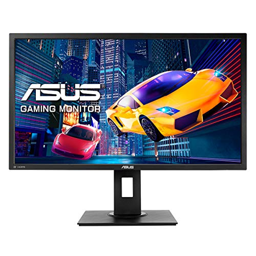 ASUS VP28UQGL, 28'' 4K (3840x2160) Gaming monitor, 1ms, DP, HDMI, FreeSync, Ergonomic Design, Low Blue Light, Flicker Free, TUV Certified