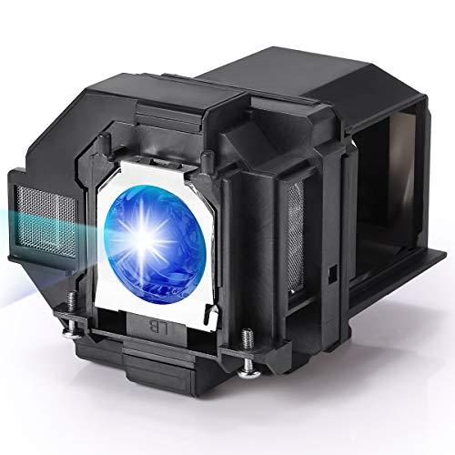 AuKing Lampada per Proiettore per Epson ELPLP96 EH-TW650 EH-TW5600 EH-TW5650 EB-U05 EB-W05 EB-W39 EB-S41 PowerLite Home Cinema 1060 2100 2150 EX7260 EX9210 EX9220 VS250 VS350 Videoproiettore