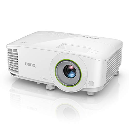 BenQ Italia EH600 Videoproiettore SMART Full HD, 3500 ANSI Lumen, Bianco