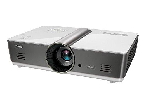 """BenQ MH760 Videoproiettore Aziendale 1080p, 5000 Lumen, Wireless, Full HD 1920x1080, Contrasto Elevato 3000:1, 3D, HDMI, MHL, Controllo LAN, 180"""" a 4,6-6,0 m, Zoom 1.3x"""