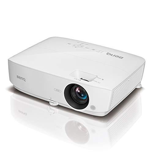 BenQ MX535 Videoproiettore Business XGA a Luminosità Elevata di 3600 ANSI Lumen, Posizionamento su Tavolo, HDMI x 2, Bianco