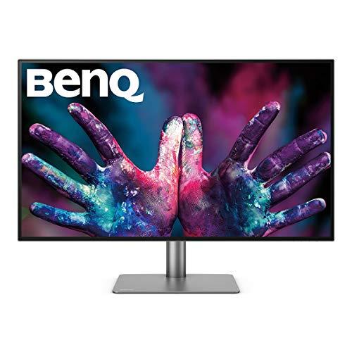 BenQ PD3220U Monitor per Designer con Thunderbolt 3, 32 Pollici UHD, 4K HDR UHD, P3