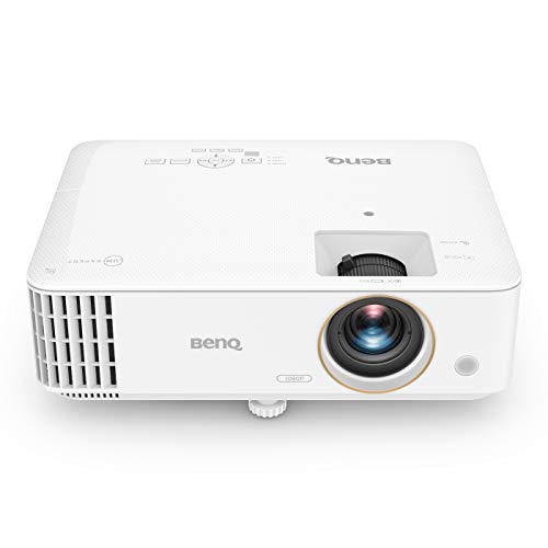 BenQ TH685 Videoproiettore DLP HDR 1080p 3500lm, HDMI, 3D, Latenza Bassa per Console da Videogiochi