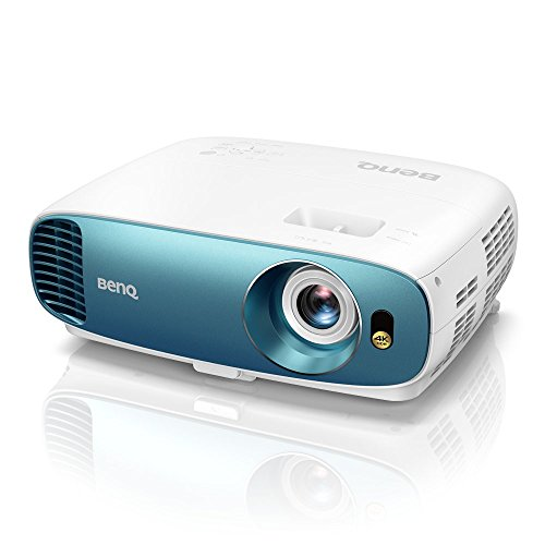 BenQ TK800M Videoproiettore DLP 2160P (3840 x 2160), 3000 ANSI Lumen, HDR, 96% Rec. 709, Sports Mode, 4K UHD & DMD