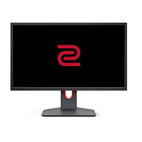 BenQ ZOWIE XL2540K Monitor da Gaming 24,5 pollici 240 Hz, 1080p, Base Compatta, Altezza Flessibile, XL Setting to Share, S-Switch, Paraluce, Compatibilità a 120 Hz per PS5 e Xbox Series X