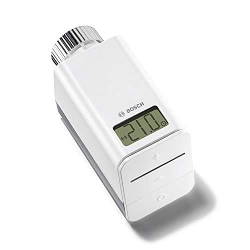 Bosch Smart Home Termostato per Radiatore (con Controllo Tramite App)
